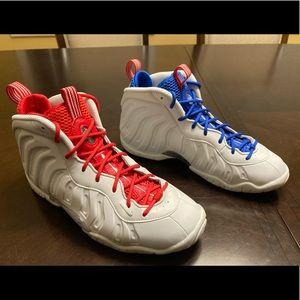 New Nike Foamposite One USA Moon Sneaker Shoes Size US 7.5